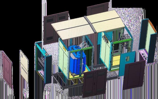 Подстанции киоскового типа КТПП и КТПТ
