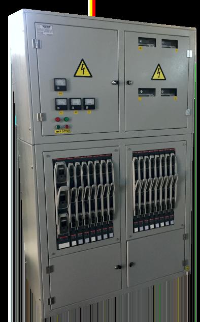 НКУ на базе стационарных выключателей